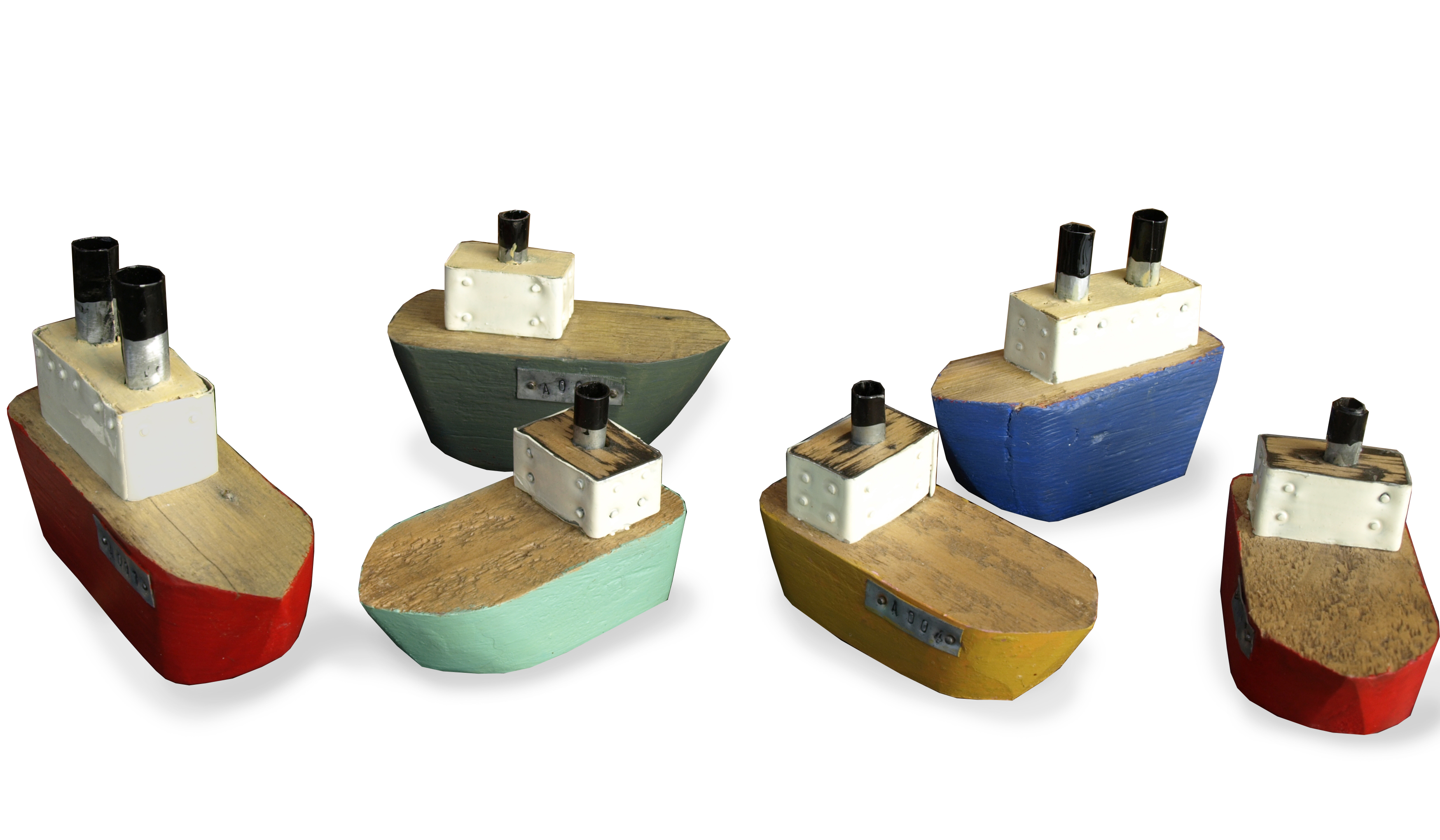 selection_of_boats_WHITE_BKG